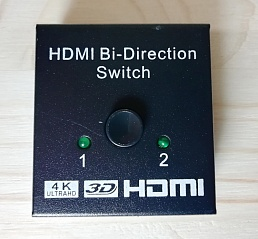 Переключатель (switch) Bi-Directional HDMI - AVE HDSW 121